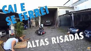 LOUCO DE REFRI CAINDO DE MOTO ALTAS RISADAS KK