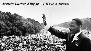 Beatlordz - I Have A Dream (trance mix) Martin Luther King Jr. - i have a dream