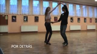 5 FIGURAS DE NIVEL BASICO BACHATA CLASS