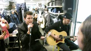 Timeflies- Acoustic Ride/ Paranoid Freestyle