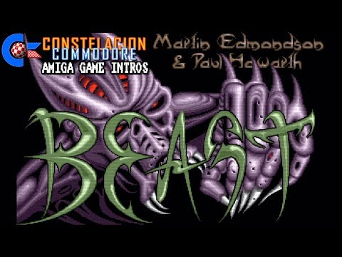 Amiga Game Intro: Shadow Of The Beast (Reflections/Psygnosis, 1989)