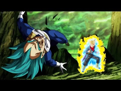 Trunks is...(SPOILERS) Dragon Ball Heroes Episode 1...Trunks Comes Back But...WHAT!?! SSB vs SS4