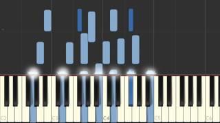 If I Ain't Got You / Alicia Keys (piano tutorial)