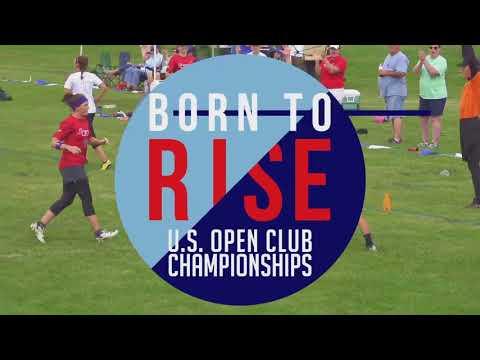 Video Thumbnail: 2018 U.S. Open Club Championships, Women's Pool Play: Columbus Rival vs. Atlanta Ozone