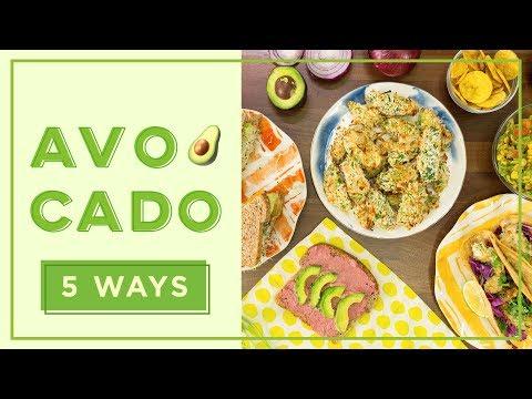 5 Easy & Creative Avocado Recipes | CHEAP CLEAN EATS