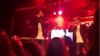 J'te Parle - Sniper (Live) HD