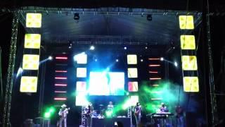 """El Gigante De América """"Bronco"""" - Estoy A Punto en vivo Cuyoaco Puebla 2012"""