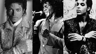 Prince - Michael Jackson - James Brown  ULTIMATE REMIX 2016
