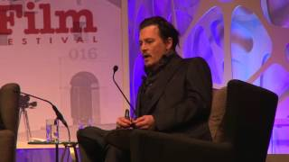 SBIFF 2016 - Maltin Modern Master - Johnny Depp Talks John Waters & Cry Baby
