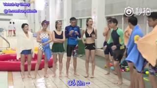 [Vietsub] Fresh Man ngoại truyện - Kỳ thi thể thao dưới nước (vòng 2)