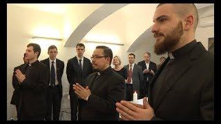 Ad missio – a papság küszöbén