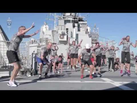 Försvarsmaktens träningsklubb i Almedalen