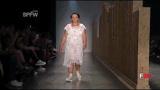 FERNANDA YAMAMOTO Fall 2016 Sao Paulo - Fashion Channel