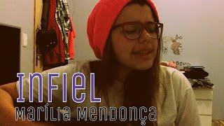 SENTE A DOR DE CORNO (Cover Infiel- Marília Mendonça)------ Annie Melo