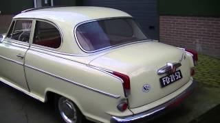 Borgward IsabellaTS 1961 original holland-VIDEO- www.ERclassics.com