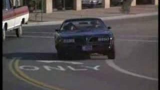 Smokey and the Bandit Trans Am