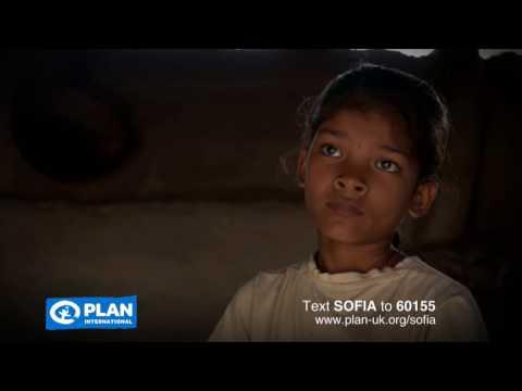 Sponsor a girl like Sofia with Plan International UK - 2016 TV Ad (Dreams & Nightmares)