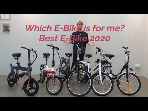 Best E-Bike 2020 (Top 5 most Popular E-Bike Models)