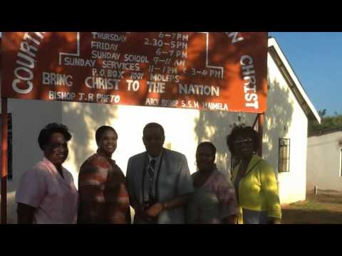 Pastor and Lady Walker's 2012 Mission Trip