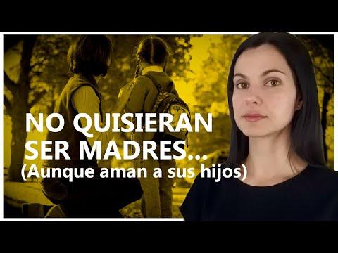 MUJERES ARREPENTIDAS de ser MADRES | Entrevista Diana Karklin
