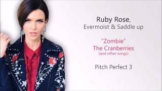Ruby Rose - Zombie (Lyrics/Letra)