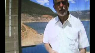 Jornal Nacional destaca seca na Bahia - Barragem de Mirorós