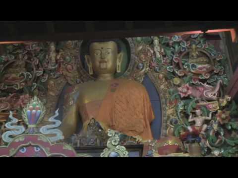 Trekking in Nepal 09: Tengboche