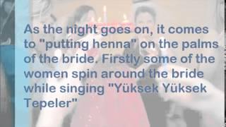 4  Turkish Wedding Traditions