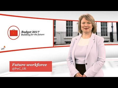 Budget 2017 - Future workforce