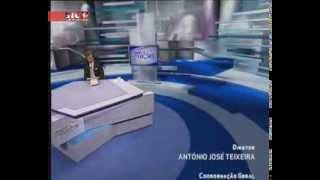 MACHINERGY - On Air - Sociedade das Nações (SIC Notícias) Dez-2013