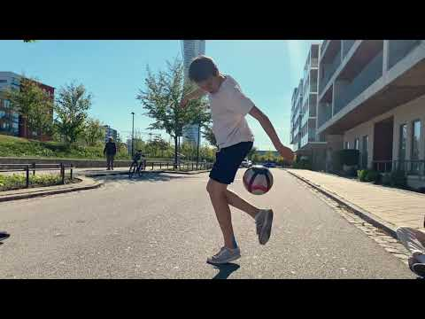 Telia | Fotbollstricks 2