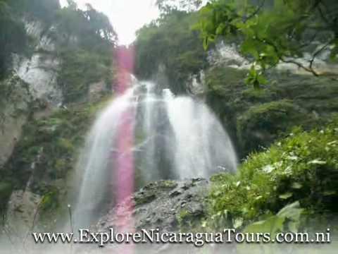 Explore Nicaragua Tours macizo de peñas blancas