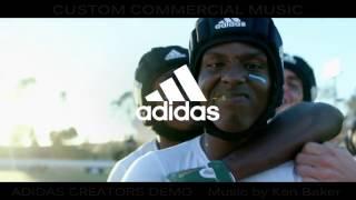 Custom Commercial Music - Adidas Creators Demo