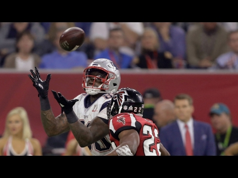 Super Bowl 51   New England Patriots Martellus Bennett Highlights