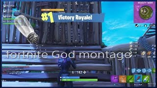 Fortnite God ps4 Montage (SM Beats)