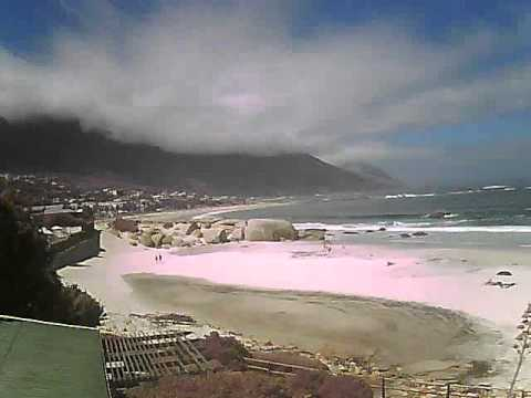 Timelapse Video – Glen Beach & Camps Bay – 06/02/2011