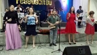 Ministério SEMEAR - Foi na cruz (Andre Valadão)