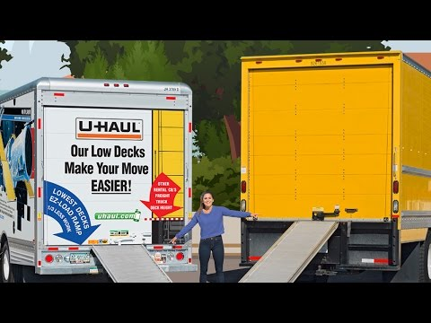 U-Haul Trucks vs. The Other Guys