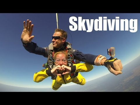 Skydiving at Skydive Spa, Belgium | The JOLO Project | WORLD WANDERISTA