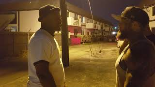Tales from the streets of opa locka Florida, interview with head crip leader.