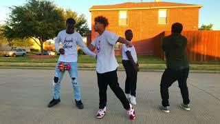 Travis scott - YOSEMITE (Dance Video)@Almightyskiiii