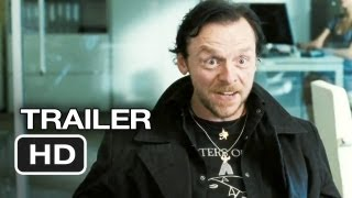 The World's End Official Trailer #1 (2013) - Simon Pegg Movie HD