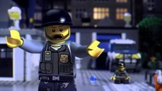 LEGO CITY Polícia de Elite
