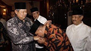 Ramai Foto Gatot Nurmantyo Cium Tangan SBY, Mantan Panglima Pun Angkat Suara Soal Ini