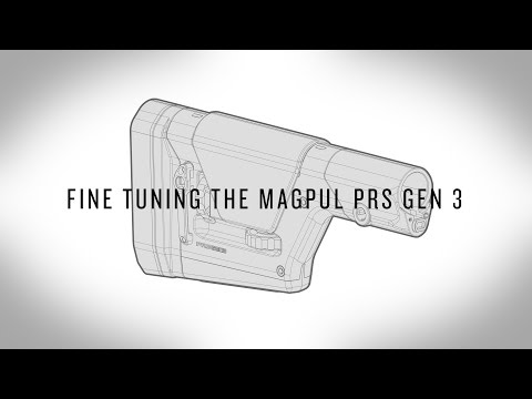 Magpul - PRS GEN 3 Now Shipping