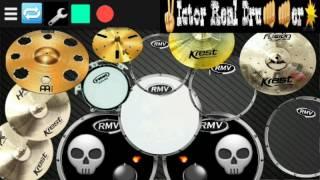 Wesley Safadão- Ressaca de Saudade Real Drum #Drumcover