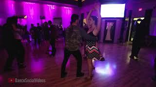 Bachata Dancing at Bachata Madness Social