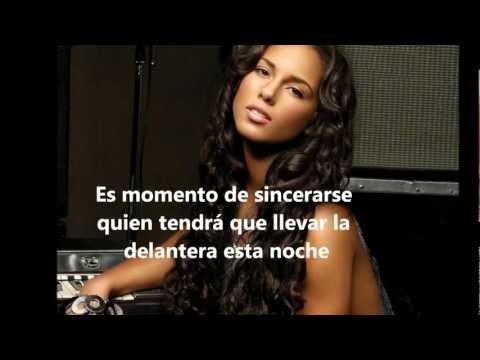 Alicia Keys Unthinkable Subtitulos Espaol Chords Chordify