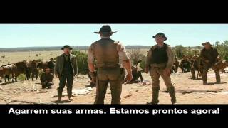 Cowboys & Aliens - Trailer #3 legendado em português