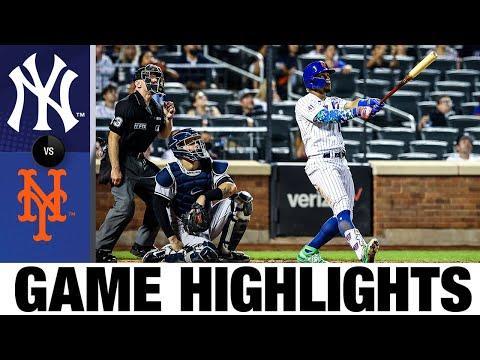 Yankees vs. Mets Game Highlights (9/12/21) | MLB Highlights